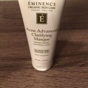 Eminence organic acne advanced clarifying masque